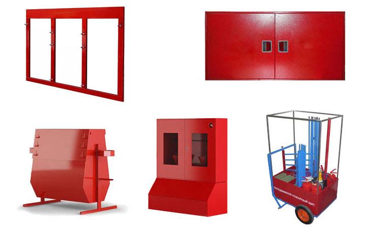 Какое купить пожарное оборудование для фирмы: основные позиции